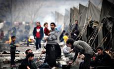 فلسطينيو سوريا اللاجئون إلى لبنان يعانون تضيقا شديدا