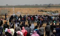 حماس: المقاومة لن تسمح لقناصة الاحتلال بالتفرد بمتظاهري غزة