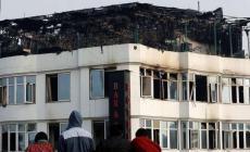 17قتيلاً في حريق فندق في العاصمة نيودلهي