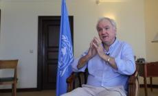 ماتياس شمالي: الوضع في غزة سينفجر وشعبها محبط من المجتمع الدولي