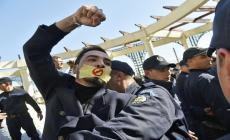 صورة من تظاهرات الجزائر