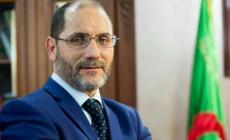 رئيس حركة مجتمع السلم (حمس) والمرشح الرئاسي السابق عبد الرزاق مقري