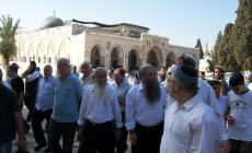 دعوات شبابية فلسطينية للنفير اليوم في باحات المسجد الأقصى