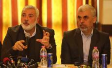 مؤتمر لقادة الفصائل في غزة بدعوة من إسماعيل هنية
