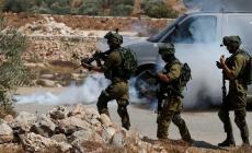 الاحتلال يدهم عدة منازل بكفل حارس بسلفيت ويعتقل مواطنا