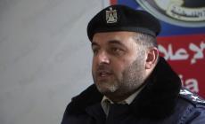 المتحدث باسم الشرطة الفلسطينية، العقيد أيمن البطنيجي