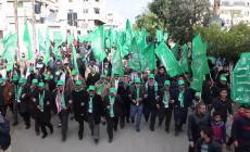 حماس تدعو لحراك وطني لوقف التنسيق الامني بالضفة