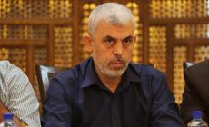 """يحيى السنوار رئيس حركة """"حماس"""" في غزّة"""