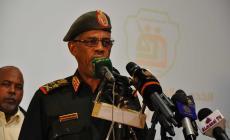 وزير الدفاع السوداني، عوض بن عوف