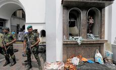 15 قتيلاً جراء تفجير انتحاري خلال مداهمة لمخبأ إسلاميين في سريلانكا