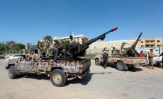 قوات الوفاق حققت تقدما السبت في محوري عين زارة وقصر بن غشير- جيتي