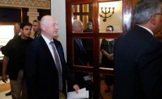 """غريبنلات ينشر """"خريطة جديدة لإسرائيل"""" تتضمن الجولان المحتل"""