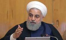 الرئيس الإيراني حسن روحاني طالب أميركا برفع العقوبات وتنفيذ التزاماتها قبل أي حوار (الأوروبية)