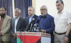 فصائل المقاومة : القضية الفلسطينية غير قابلة للمساومة والبيع