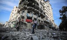 الأشغال: تضرر 600 وحدة سكنية جراء العدوان على غزة