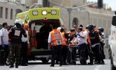 استشهاد فلسطيني  بدعوى طعن اسرائيليين بالقدس