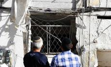 من قصف المقاومة الفلسطينية لمنازل المستوطنين في الاراضي المحتلة