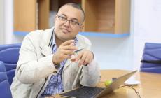 وزير الثقافة الفلسطيني والقيادي الفتحاوي د. عاطف أبو سيف