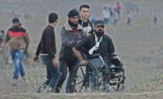 الاحتلال يغلق التحقيقات في استشهاد المقعد أبو ثريا على حدود غزة