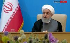 روحاني: العقوبات على خامنئي غير مجدية لأنه لا يملك أرصدة بالخارج (الجزيرة)