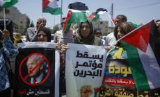 """غزة : استعدادات للمشاركة في جمعة """" فليسقط مؤتمر البحرين """""""