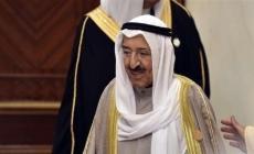 وصول امير الكويت في زيارة الى بغداد لاول مرة منذ عقود