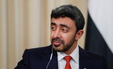 عبد الله بن زايد: لا نريد مزيدا من الاضطرابات أو القلق (رويترز)