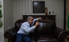 رئيس حكومة فتح بالضفة المحتلة محمد اشتية