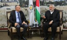 حماس ترفض شرط الاحتلال ربط الجنود الأسرى بالتفاهمات