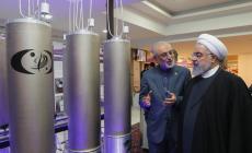 إيران تملك خيارات لمواجهة العقوبات الأميركية منها زيادة كميات إنتاجها من اليورانيوم المخصب (الجزيرة)