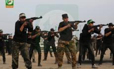 """""""القسام"""" يختتم فعاليات مخيم طلائع التحرير لطلاب الثانوية"""