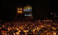 """2800 """"إسرائيلي"""" اقتحموا المسجد الأقصى في حزيران"""