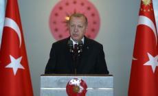 أردوغان قال إن بلاده ستدفع ثمنا غاليا في حال لم تقم باللازم في شمال سوريا (الأناضول)