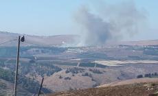 صورة من استهداف حزب الله لناقلة جند