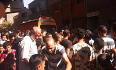 مصرع 8 مصريين في سقوط حافلة صغيرة بالجيزة