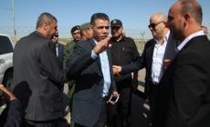 الوفد المصري يبحث ملفات هامة مع حماس والفصائل في غزة