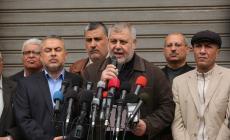 الفصائل بغزة تحمّل الاحتلال المسؤولية عن حياة الأسير العربيد