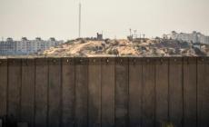 """إلى أي مرحلة وصل بناء """"الجدار الأمني"""" مع غزة؟"""