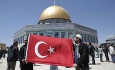 خطة إسرائيلية لوقف نشاط تركيا بالقدس