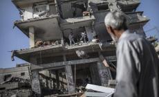 غزة: أصحاب المنازل المتضررة يهددون بخطوات تصعيدية