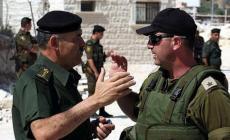 عناصر من السلطة وجيش الاحتلال