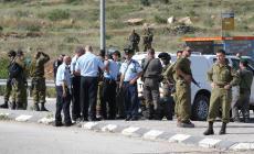 الاحتلال يطلق النار على شاب بزعم محاولة دهس قرب رام الله