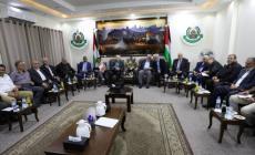 تحالف المقاومة: حماس تقطع الطريق أمام مناورات عباس