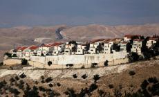 (اسرائيل) تعتزم بناء 9 آلاف وحدة استيطانية شمال القدس