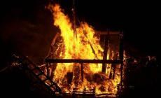 وفاة مواطن جراء حريق منزله في نابلس