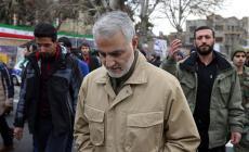 """""""حماس"""" تنعي القائد سليماني: كان له دور بارز في دعم المقاومة"""