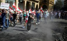 وسط انقسام سياسي.. هدوء في بيروت بعد مواجهات ليلية جديدة