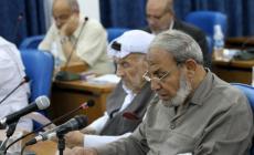 الزهار يبحث مع رئيس البرلمان التونسي العلاقات الثنائيـة والتعاون المشترك