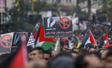 فعاليات احتجاجية في عدة مدن أميركية ضد توقيع الاتفاق الإماراتي الإسرائيلي