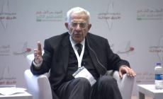 أنيس القاسم رئيس المؤتمر الشعبي لفلسطينيي